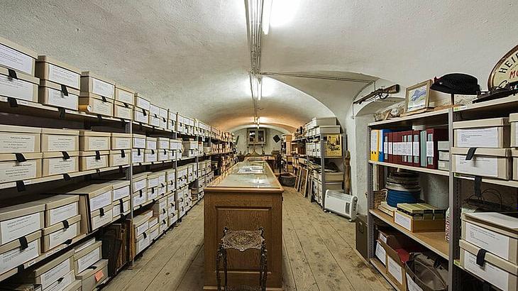 magazzini in affitto a Milano