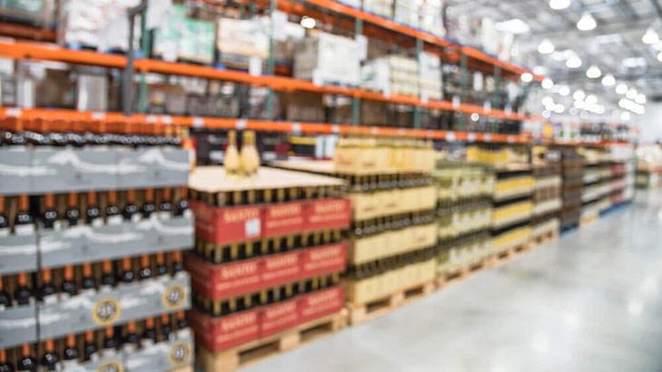 stoccaggio vino logistica